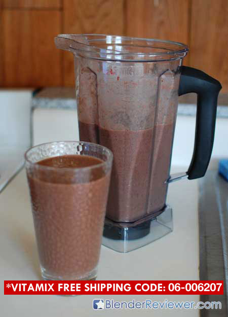 Vita-Mix Breakfast Smoothie