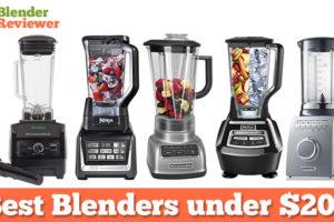Best Blender Under $200