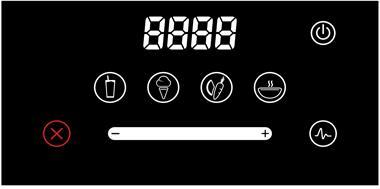 Blendtec Designer 625 Touch Screen