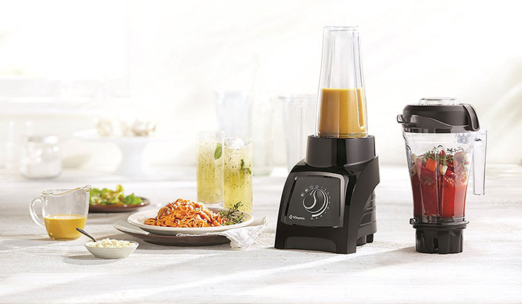Vitamix s50 review personal series blender reviewer you can blend a wide range of healthy recipes in your s50 personal blender in minutes you can prepare hot soups frozen desserts baby food forumfinder Choice Image