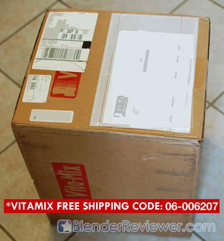 VitaMix 5200 Box