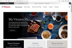 Vitamix Coupon Codes
