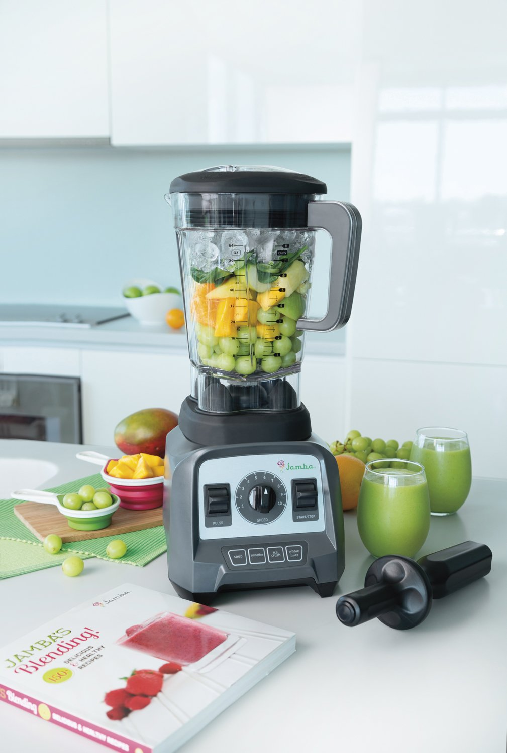 Jamba Appliances 2.4 hp Blender