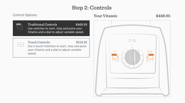 Blender Controls