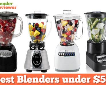Best Blenders Under $50