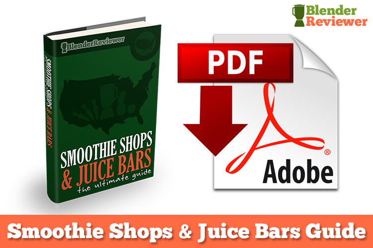 Smoothie Shops and Juice Bars Guide